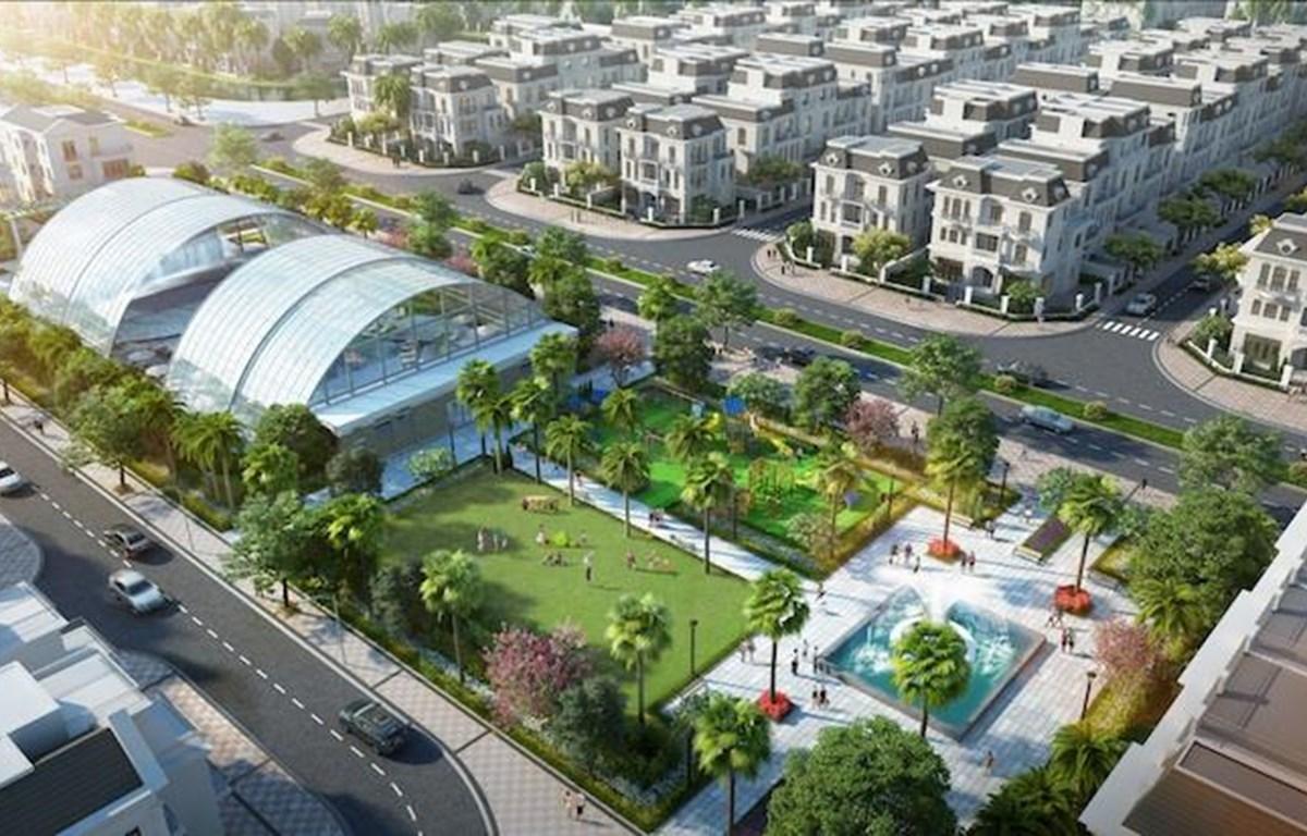 Khu đô thị Vinhomes Star City, đại lộ Lê Lợi-Hùng Vương-Nam Sông Mã, thành phố Thanh Hóa (Hình ảnh minh họa)