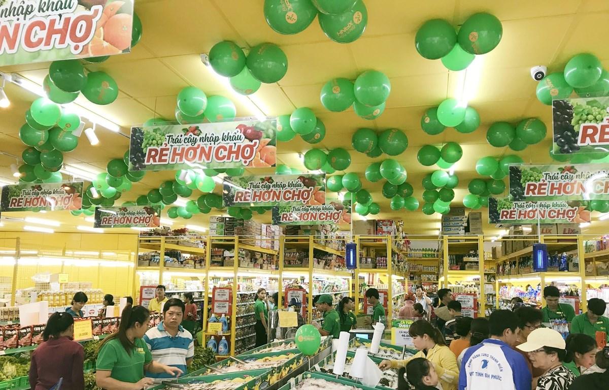 Bách Hóa Xanh Bình Phước doanh thu 1 ngày bằng cả tháng siêu thị khác