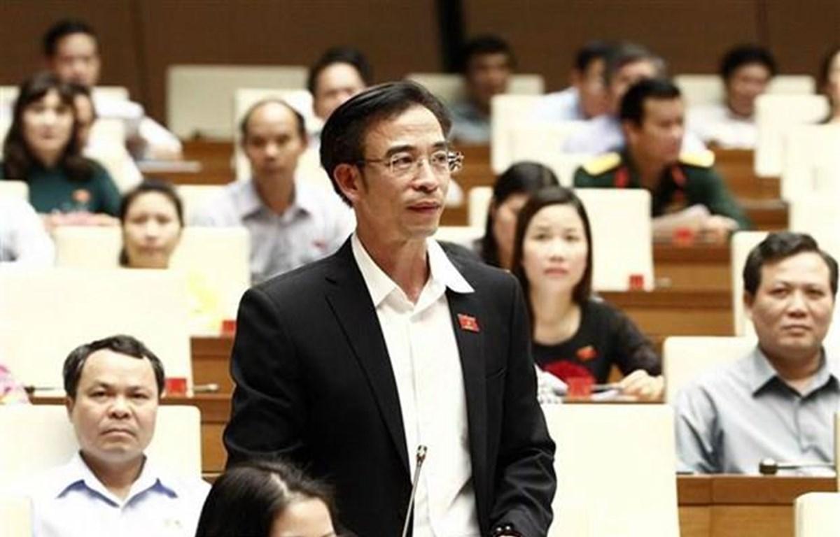 Giáo sư Nguyễn Quang Tuấn - Giám đốc bệnh viện Tim Hà Nội giữ chức vụ Giám đốc Bệnh viện Bạch Mai. (Ảnh: TTXVN)