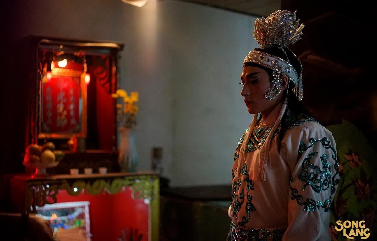 """Một cảnh trong phim """"Song Lang"""" của đạo diễn Leon Le."""
