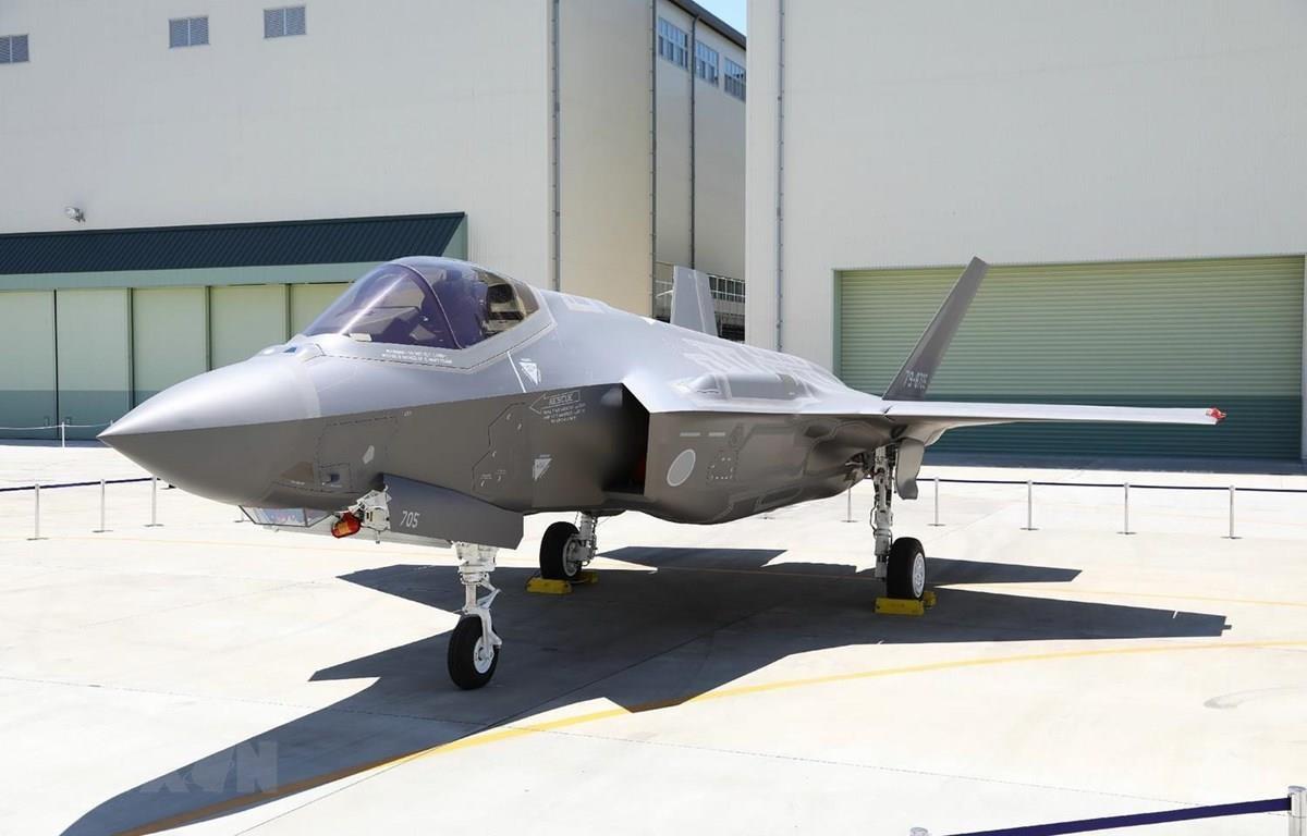 Nhật Bản ngừng công tác tìm kiếm máy bay F35 gặp nạn