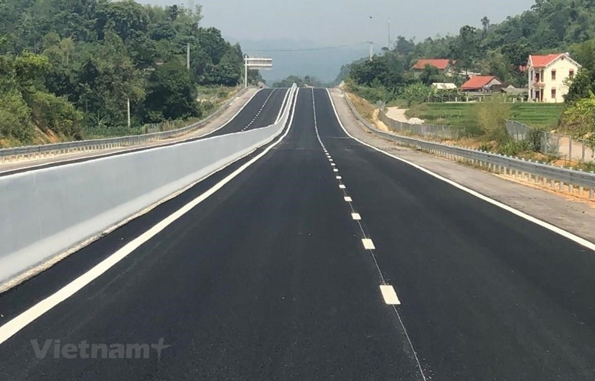 Dự án đường cao tốc Bắc-Nam có tổng mức đầu tư 118.716 tỷ đồng. (Ảnh: Việt Hùng/Vietnam+)
