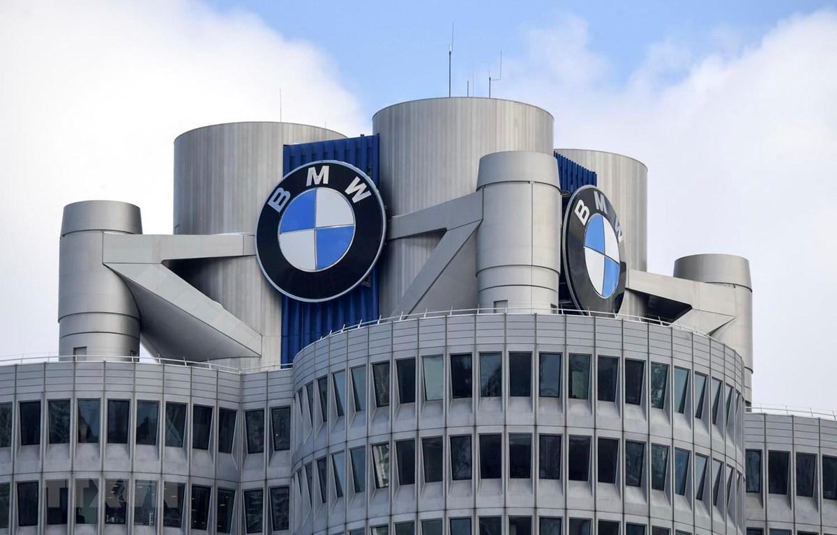 Trụ sở BMW tại Munich của Đức. (Ảnh: AFP/TTXVN)