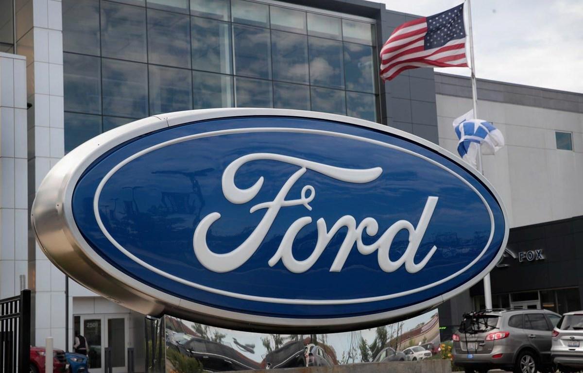 Một đại lý của hãng Ford tại Chicago, Illinois. (Nguồn: Getty Images)