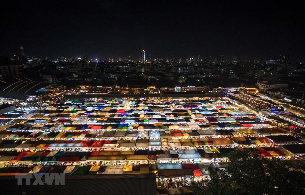 Bộ Tài chính Thái Lan hạ dự báo tăng trưởng kinh tế năm 2020