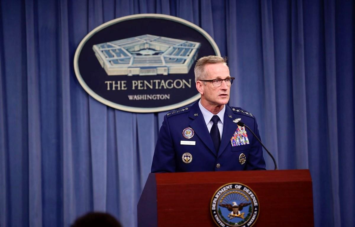 Tư lệnh Bộ Chỉ huy Bắc Mỹ và Bộ Chỉ huy Phòng không Bắc Mỹ, Tướng Terrence J. O'Shaughnessy. (Nguồn: US Air Force)