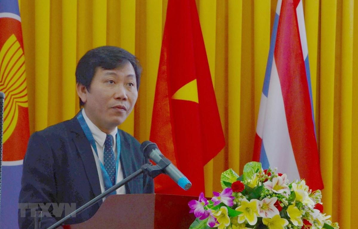 Ông Nguyễn Đỗ Anh Tuấn, Vụ trưởng Vụ Hợp tác quốc tế thuộc Bộ Nông nghiệp và Phát triển Nông thôn. (Ảnh: Quốc Dũng/TTXVN)