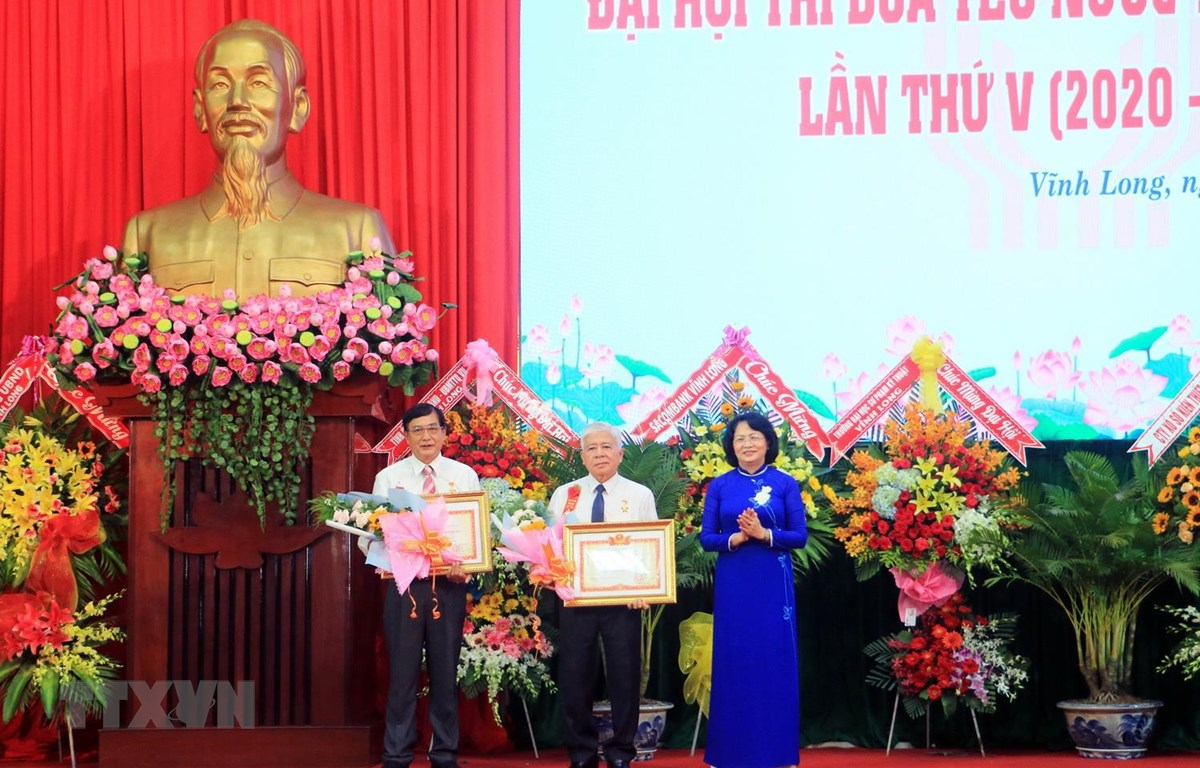 Đại hội Thi đua yêu nước tỉnh Vĩnh Long: Nâng cao năng lực cạnh tranh