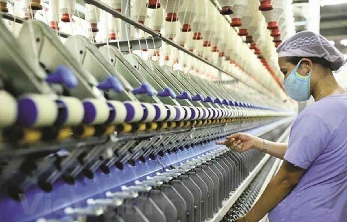 Giảm giờ làm việc tiêu chuẩn sẽ khiến doanh nghiệp phải tuyển thêm lao động. (Ảnh minh họa: PV/Vietnam+)