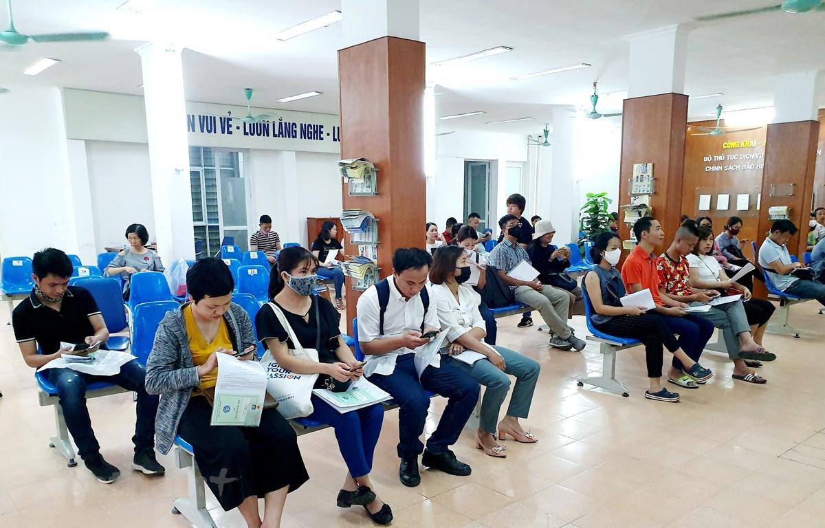 Quý 2 năm nay chứng kiến tỷ lệ thất nghiệp cao nhất trong vòng 10 năm qua tại Việt Nam. (Ảnh minh họa: PV/Vietnam+)