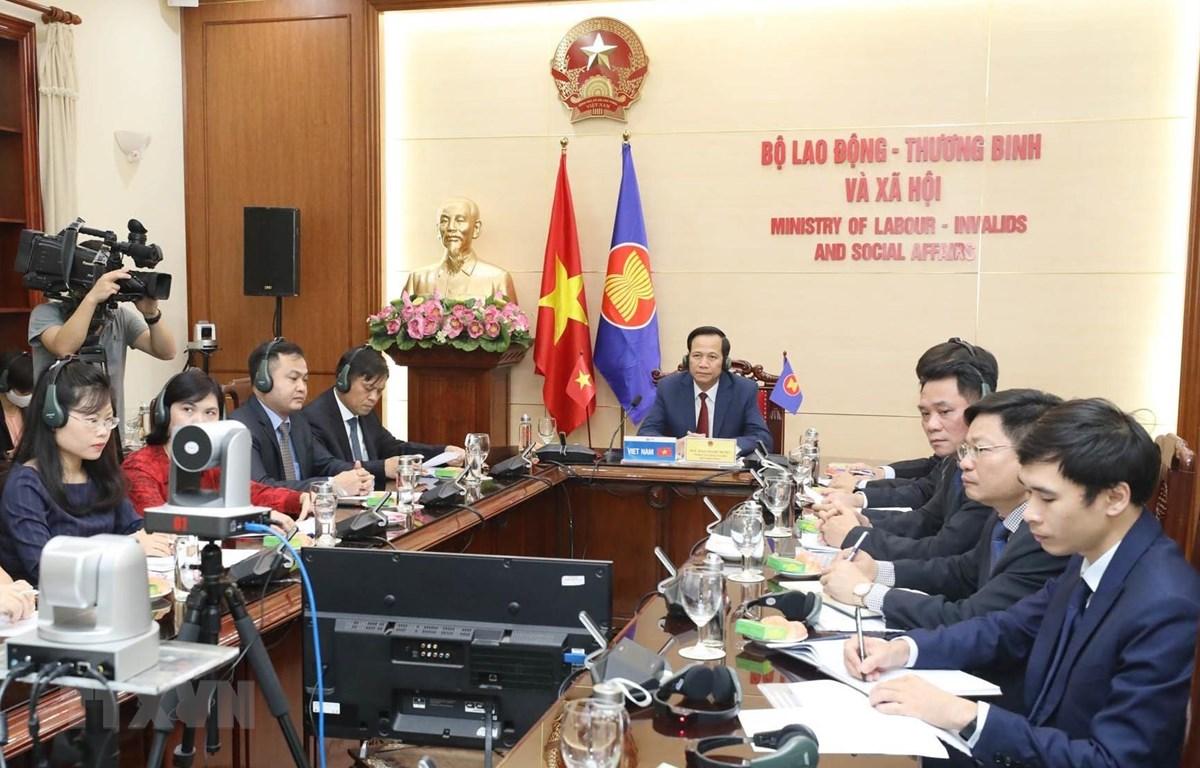 Việt Nam được mời tham dự Hội nghị Bộ trưởng Lao động và Việc làm G20 trong vai trò nước Chủ tịch ASEAN. (Ảnh: Anh Tuấn/TTXVN)