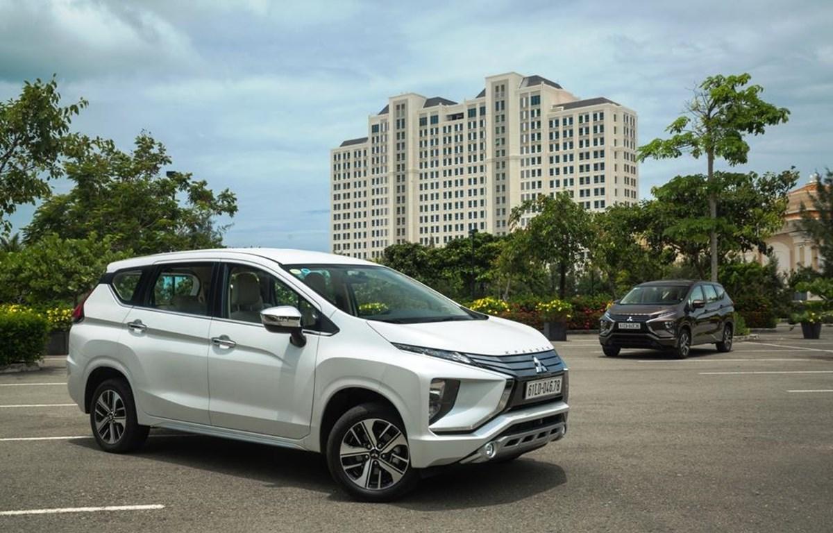 Mitsubishi Xpander bất ngờ rớt xuống hạng bảy trong 10 xe bán chạy nhất tháng Tám. (Ảnh nguồn: Mitsubishi Việt Nam)