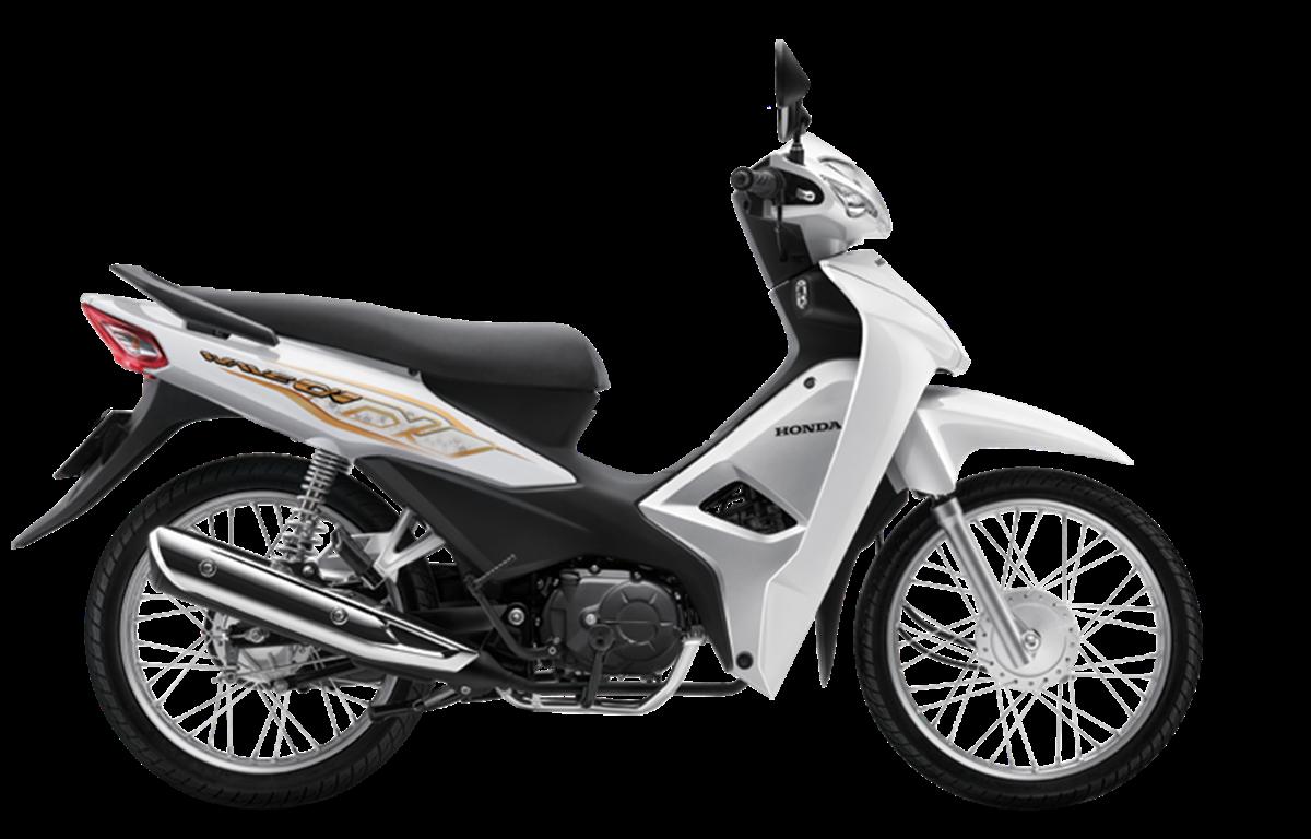Mẫu xe Honda Wave Alpha phiên bản mới. (Ảnh nguồn: Honda Việt Nam)