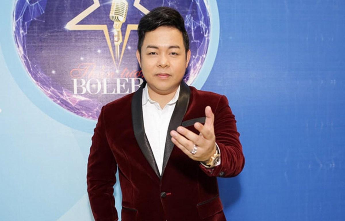 """Quang Lê là một trong sáu huấn luyện viên của """"Thần tượng bolero 2019."""" (Ảnh: CTV)"""