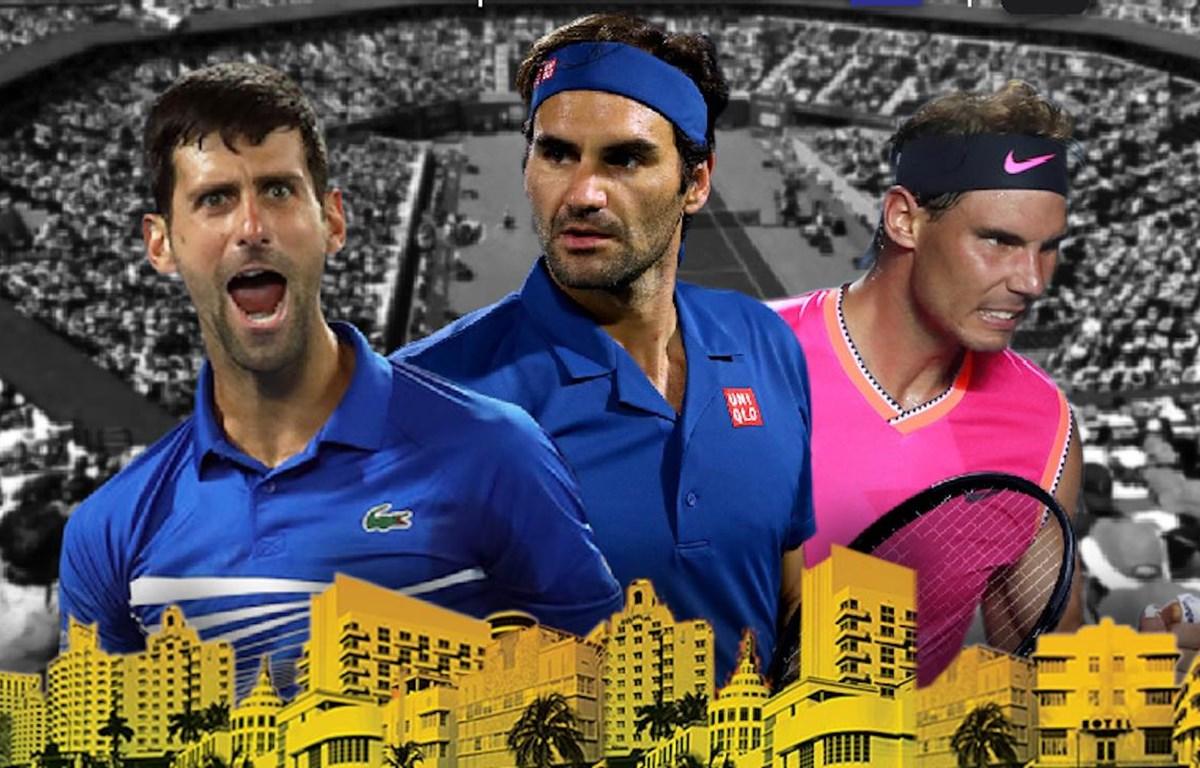 K+ sở hữu bản quyền phát sóng ATP World Tour Series trong năm mùa giải từ 2019-2023. (Ảnh: K+ cung cấp)