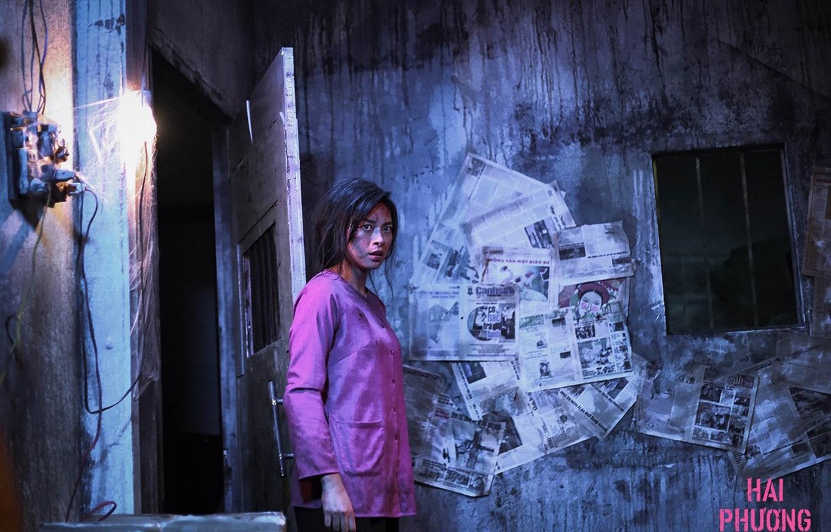 Ngô Thanh Vân cho biết, 'Hai Phượng' là bộ phim cuối cùng chị tham gia diễn xuất với hình ảnh 'đả nữ.' (Ảnh: ĐLP)