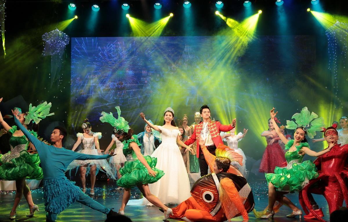 """""""Giấc mơ của nàng tiên cá"""" sẽ ra mắt khán giả phương Nam trong tháng Bảy. (Ảnh: BTC)"""