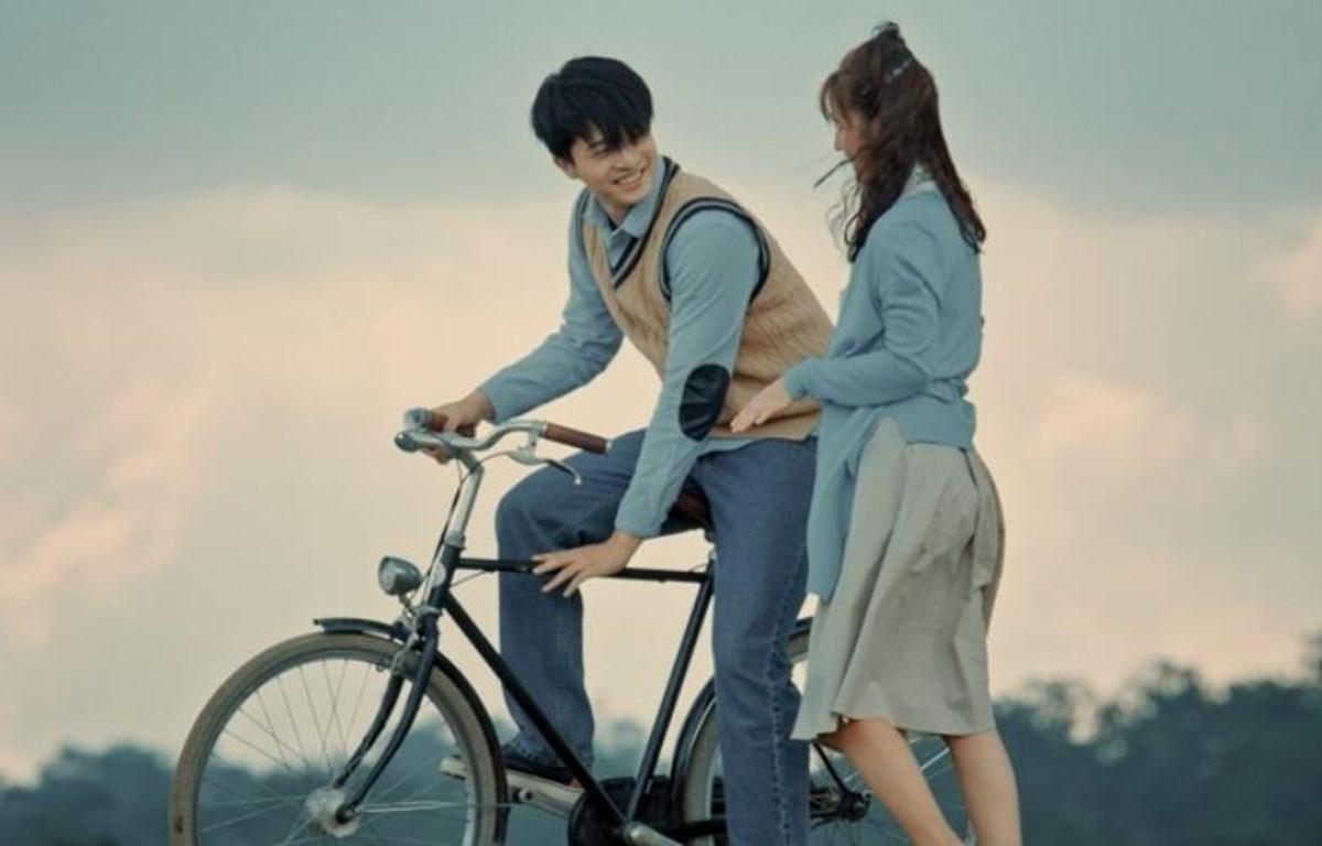 """""""Thật tuyệt vời khi ở bên em"""" là câu chuyện đậm chất ngôn tình. (Ảnh: ĐLP)"""