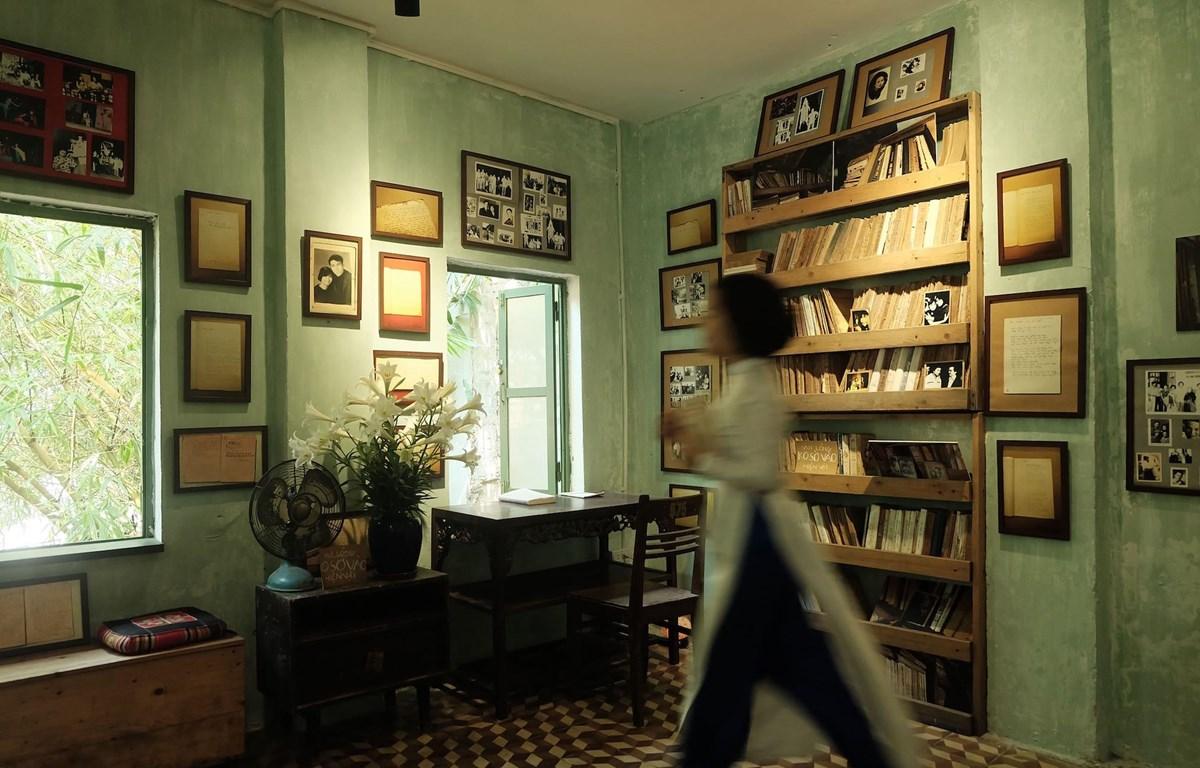 Phòng thơ Mây Trắng sẽ mở cửa đón công chúng yêu văn chương. (Ảnh: BTC)