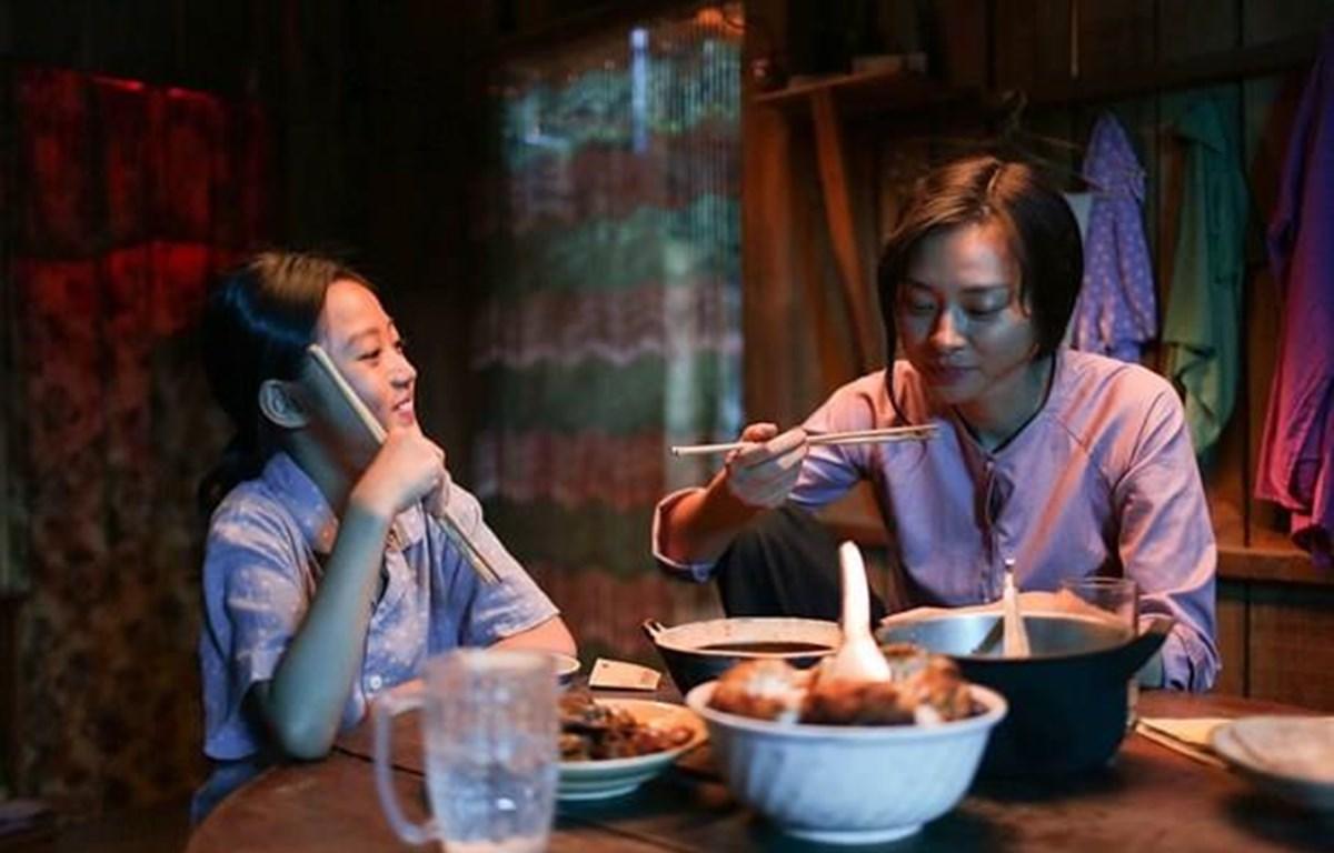"""""""Đả nữ"""" Ngô Thanh Vân vào vai bà mẹ đơn thân trong phim """"Hai Phượng."""" (Ảnh: Đoàn làm phim)"""