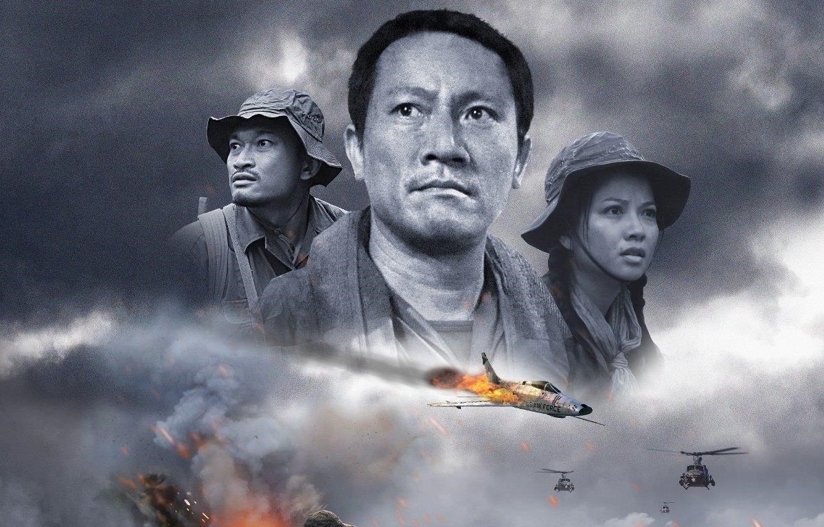 Hiện nay, phim về đề tài chiến tranh, người lính vẫn có số lượng ít. (Ảnh: CGV)
