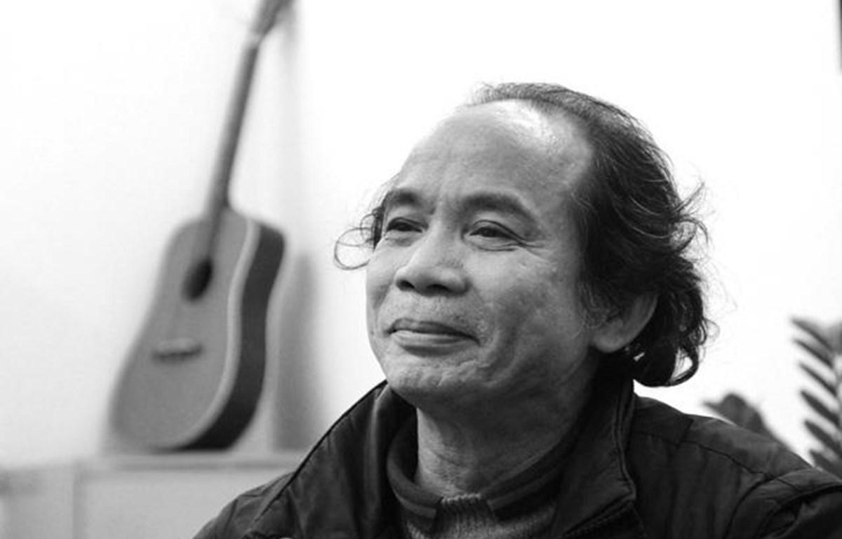 Trong làng văn nghệ Việt Nam, Nguyễn Trọng Tạo là một nghệ sỹ đa tài. (Ảnh: Nguyễn Đình Toán)