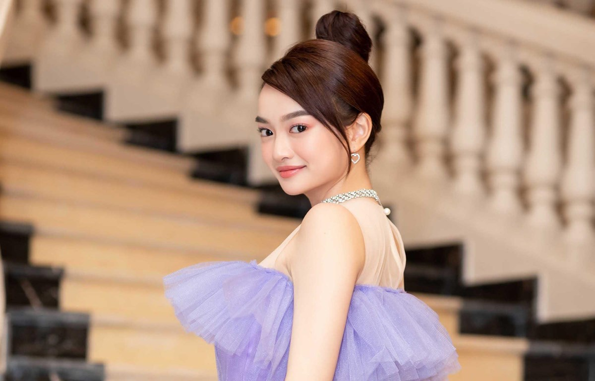 Kaity Nguyễn là một trong những gương mặt triển vọng của màn ảnh Việt. (Ảnh: Nhân vật cung cấp)
