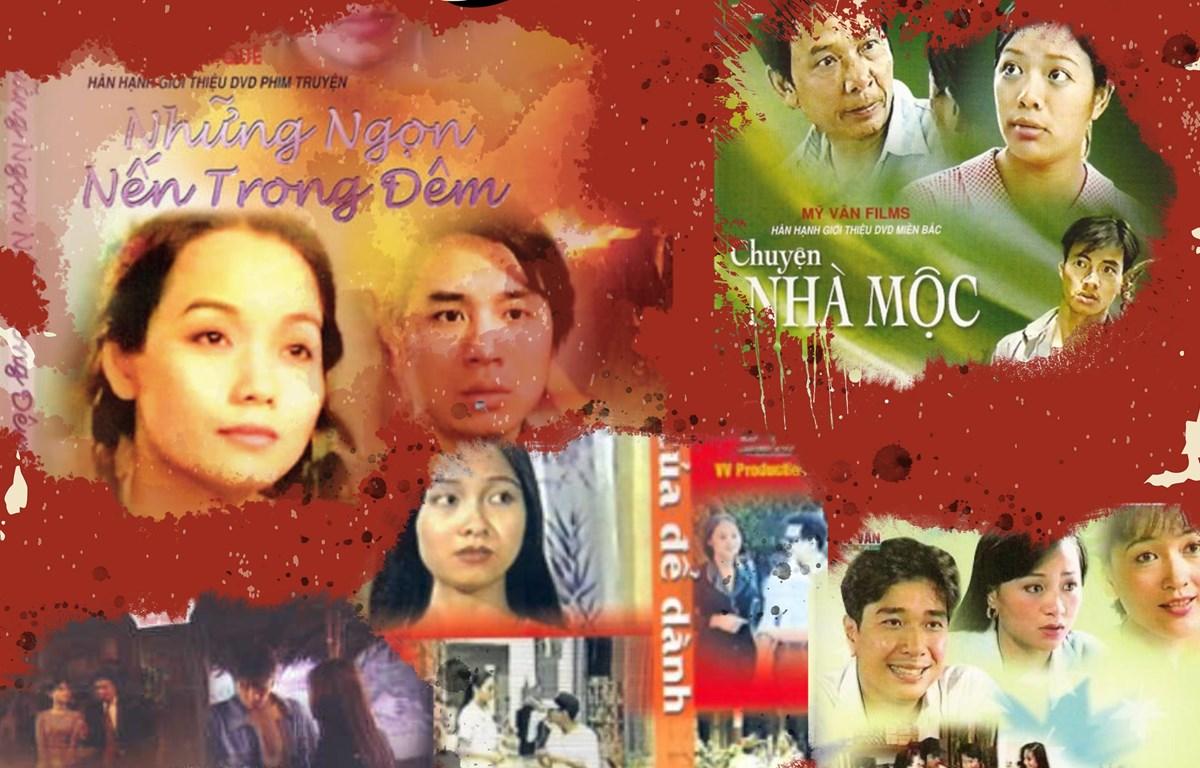 Chương trình gợi lại ký ức về những bộ phim từng tạo dấu ấn đậm nét trong lòng khán giả. (Ảnh: BTC)