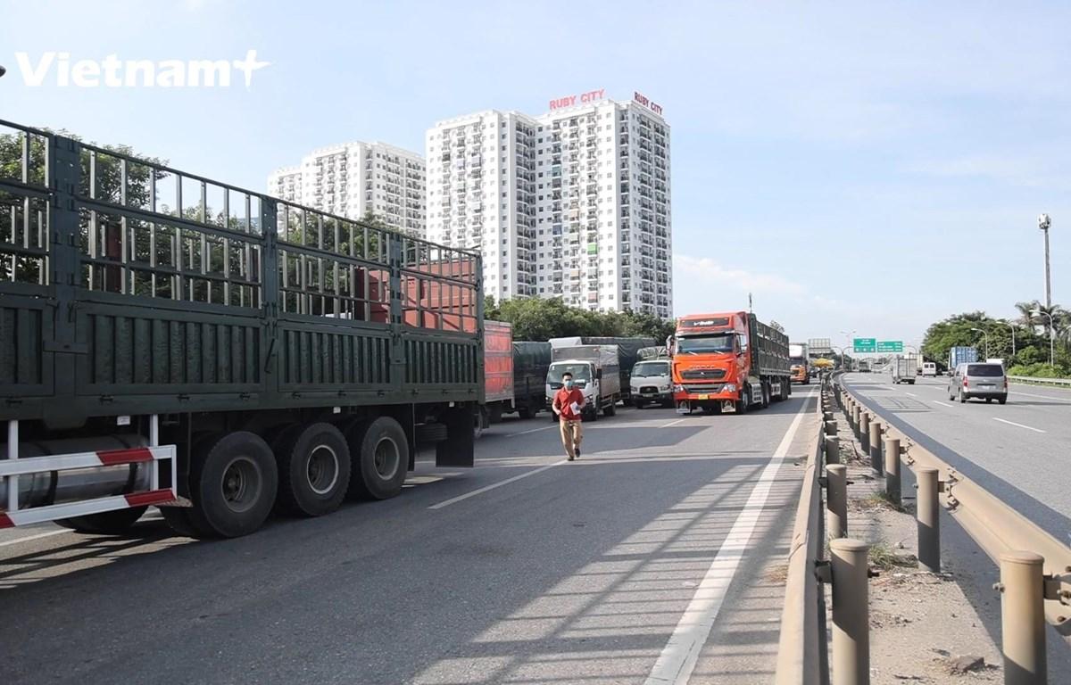 Các phương tiện di chuyển thuận lợi hơn rất nhiều (Ảnh: Hoàng Đạt/Vietnam+)