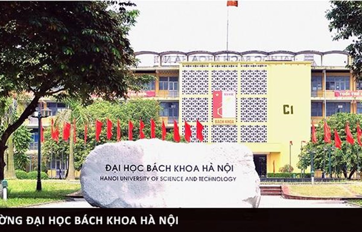 Đại học Bách khoa Hà Nội. (Ảnh: hust.edu)