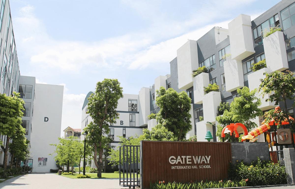 Trường phổ thông liên cấp quốc tế Gateway, quận Cầu Giấy, Hà Nội. (Ảnh: gateway.edu)