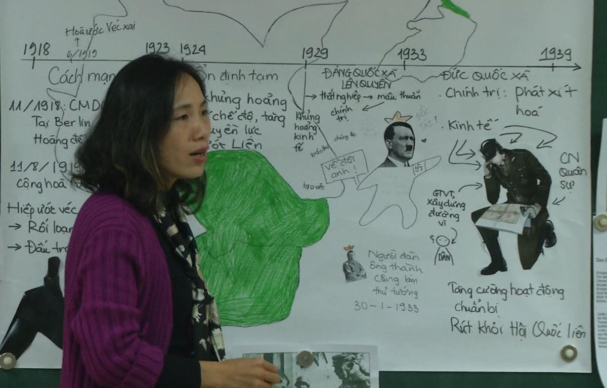 (Ảnh minh họa: PM/Vietnam+)
