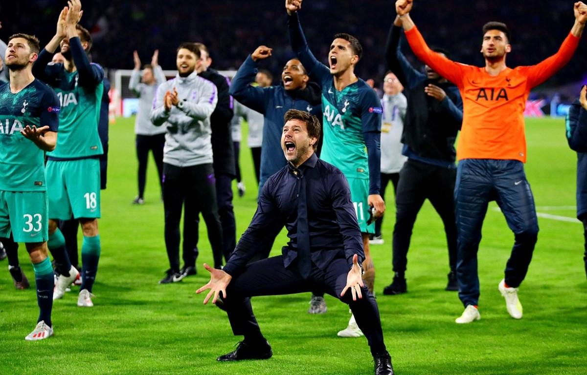 Mauricio Pochettino đã thực hiện một hành trình đầy lãng mạn ở Champions League mùa này (Nguồn: Getty)