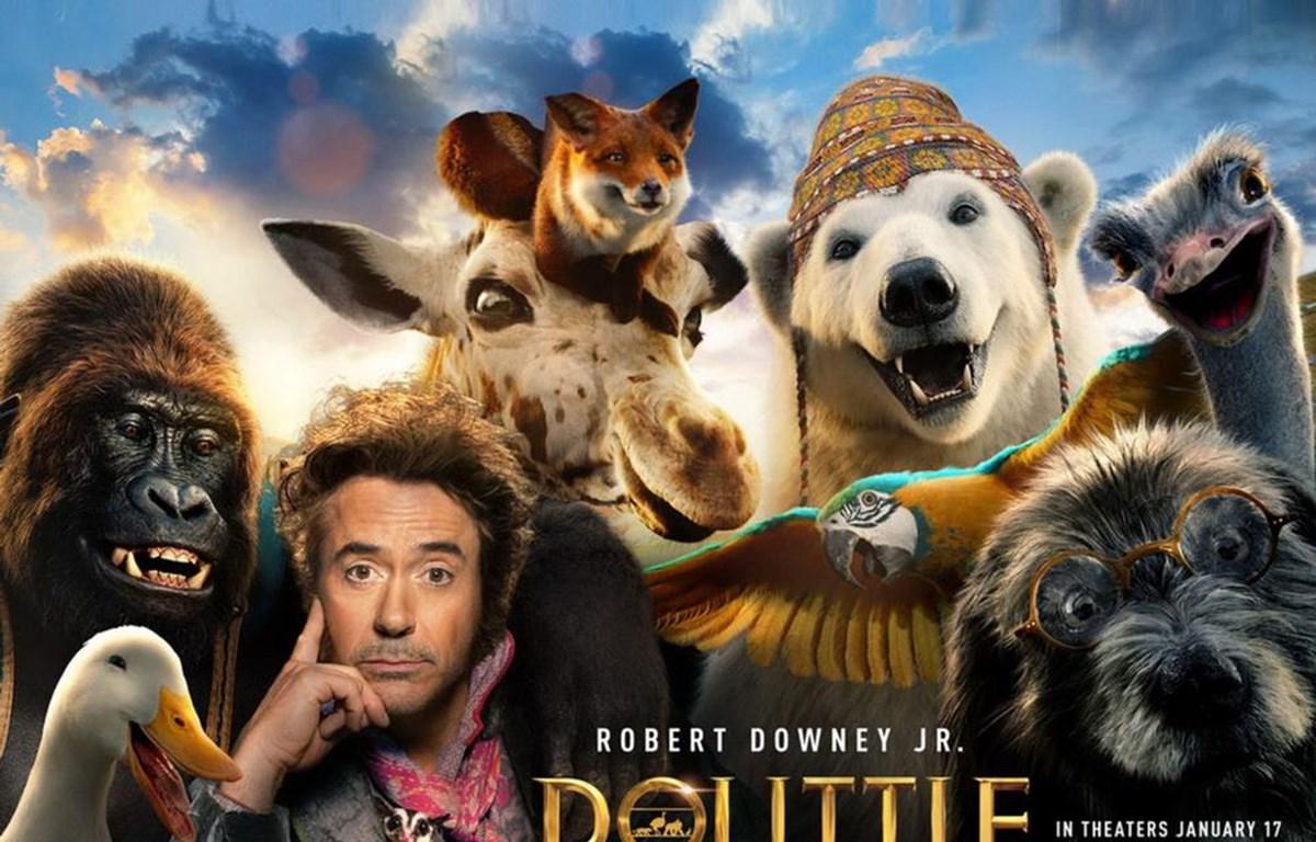 Bác sĩ Dolittle: Bom tấn không thể bỏ qua dịp Tết Canh Tý