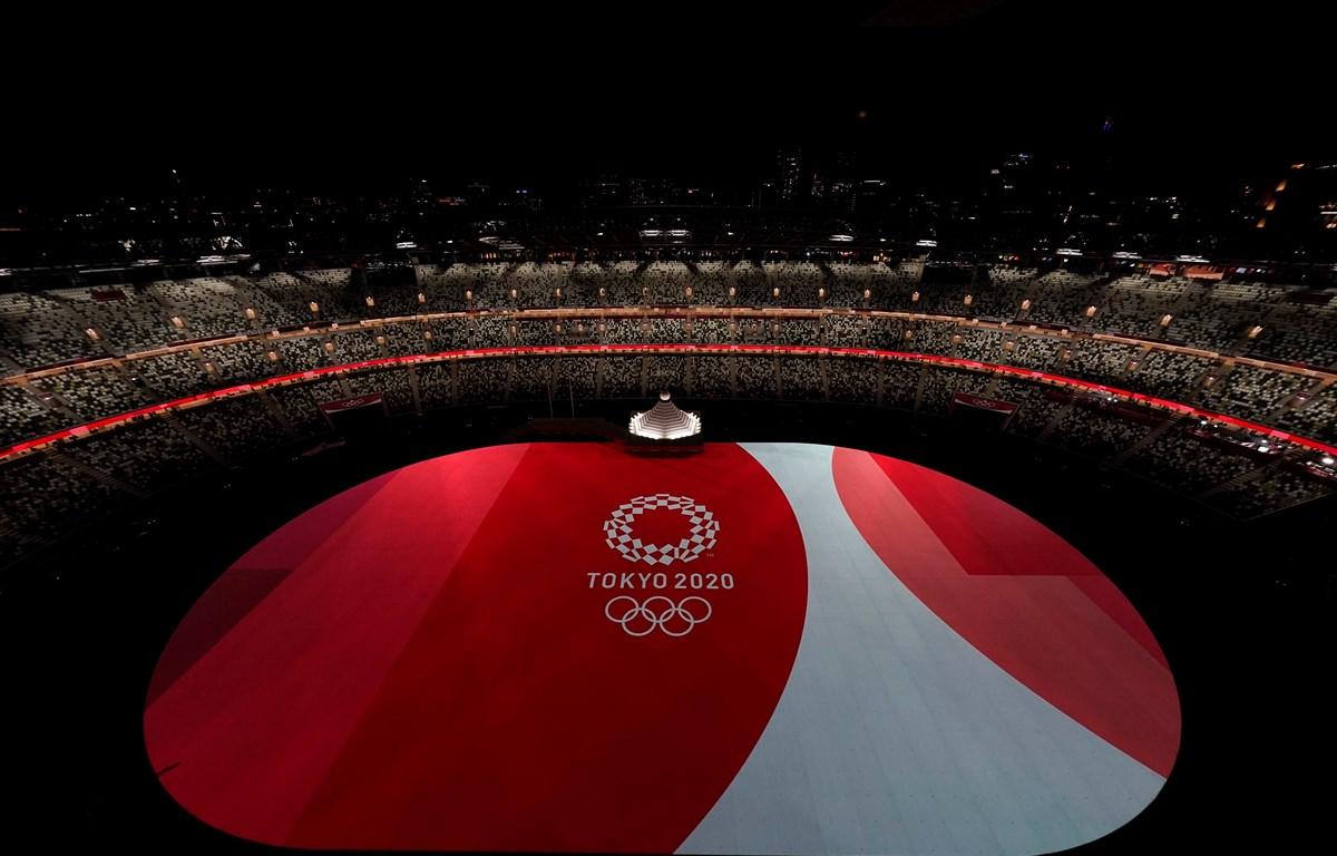 Diễn biến lễ khai mạc Thế vận hội mùa Hè Olympic Tokyo 2020