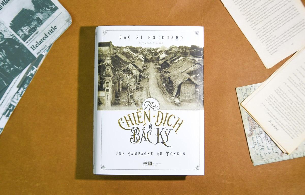 Cuốn sách mô tả chi tiết và sống động xã hội miền Bắc Việt Nam thế kỷ 19. (Ảnh: Nhã Nam)