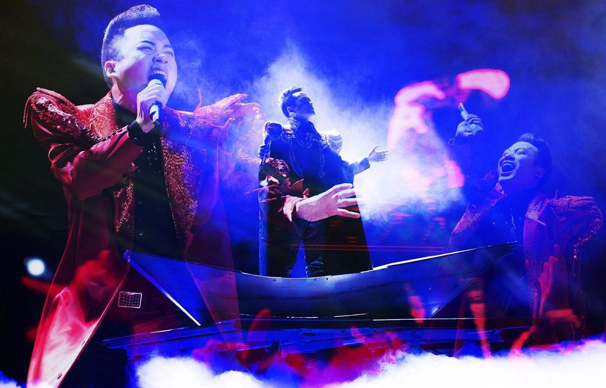 Ca sỹ Tùng Dương gây ấn tượng bởi sự biến ảo trong âm nhạc. (Ảnh: NVCC)