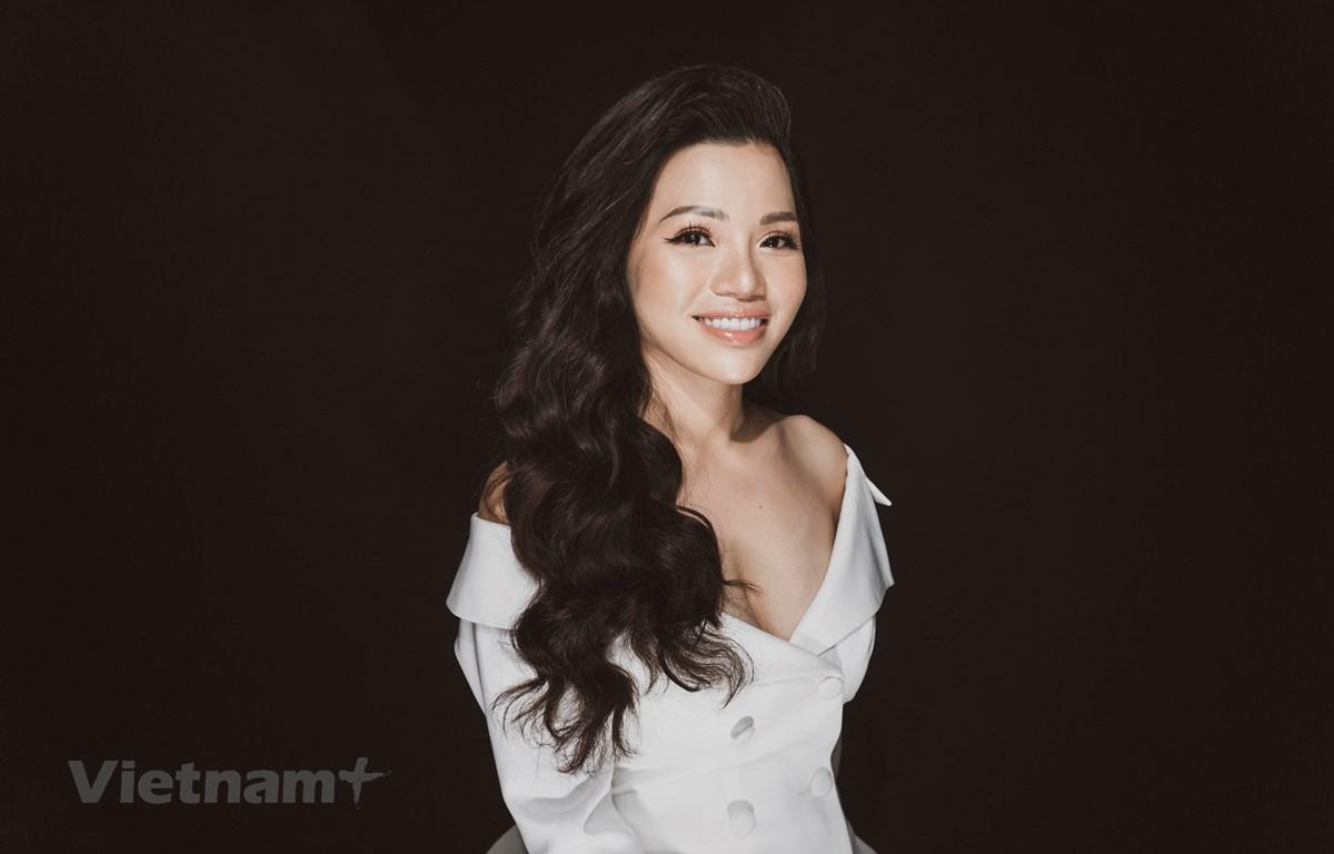 Nghệ sỹ Hiền Nguyễn Soprano chứng tỏ sự liều lĩnh và đam mê khi tổ chức đêm nhạc vào thời điểm này. (Ảnh: NVCC)