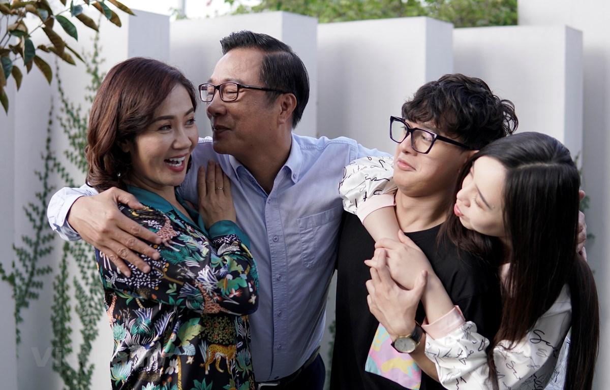 Bộ phim mới về đề tài gia đình sẽ lên sóng từ ngày 15/4. (Ảnh: VFC)