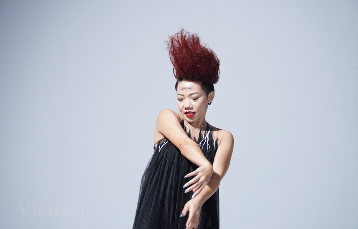 Nữ ca sỹ Hà Trần sẽ ra mắt sản phẩm âm nhạc mới vào ngày 13/5. (Ảnh: NVCC)