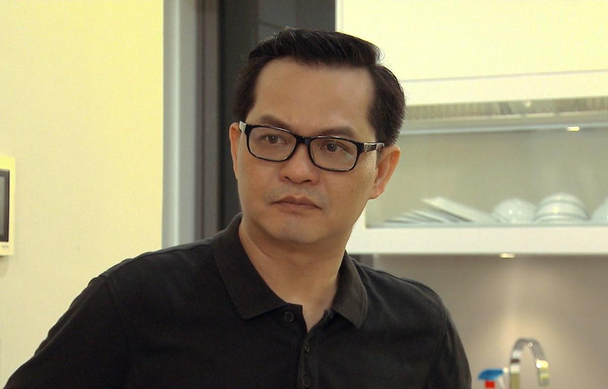 Nghệ sỹ nhân dân Trung Hiếu sẽ vào vai lãnh đạo doanh nghiệp trong bộ phim truyền hình mới. (Ảnh: VFC)