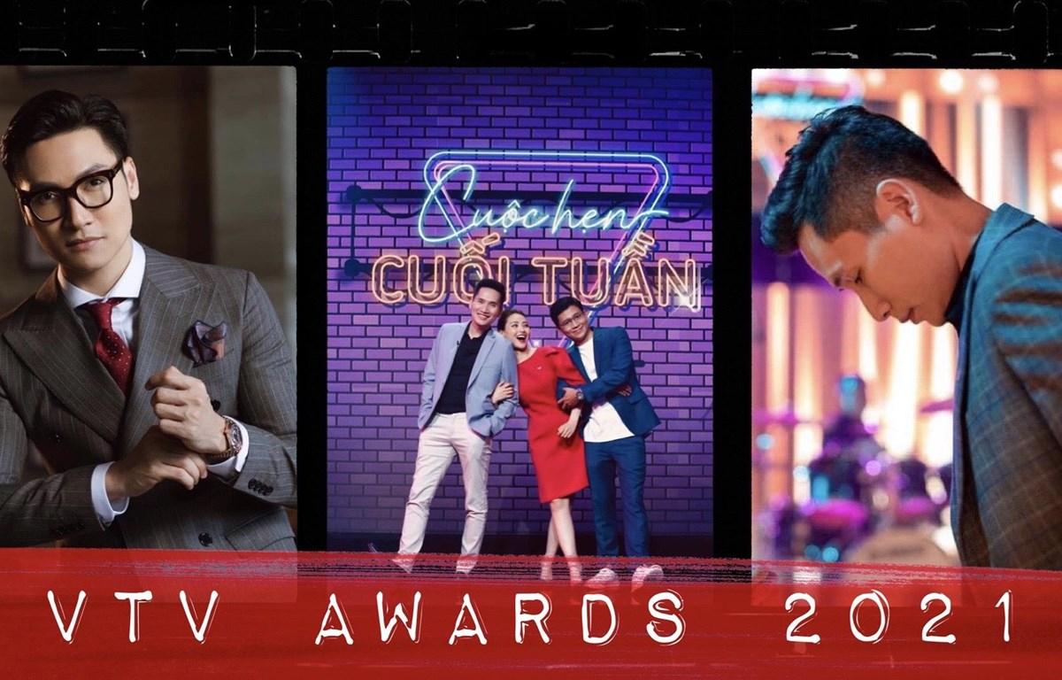 Giải thưởng VTV Awards 2021 đã chính thức mở cổng bình chọn.trên ứng dụng VTV Go. (Ảnh: VTV)