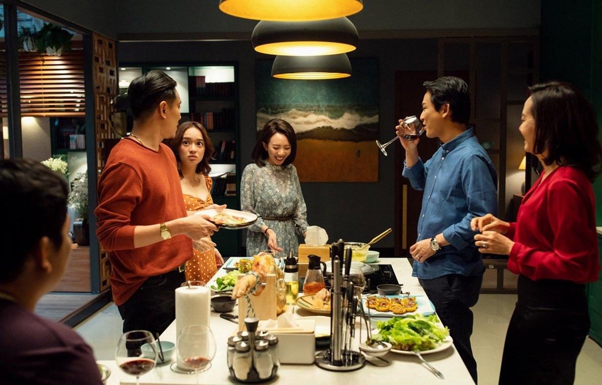 Phim remake dễ thành công ở thị trường Việt hơn so với kịch bản gốc. (Ảnh: Nhà phát hành)