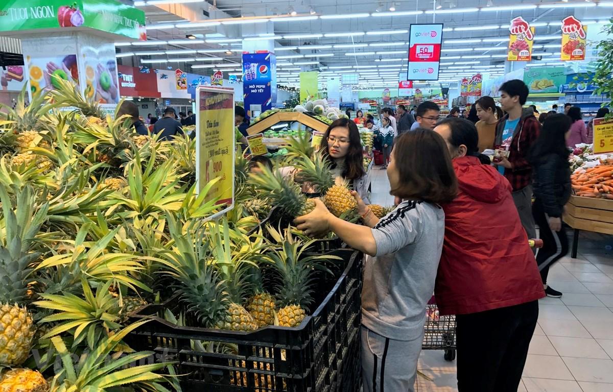 Có 7/9 mặt hàng trong nhóm nông sản có sự sụt giảm về xuất khẩu trong quý đầu năm. (Nguồn: PV/Vietnam+)