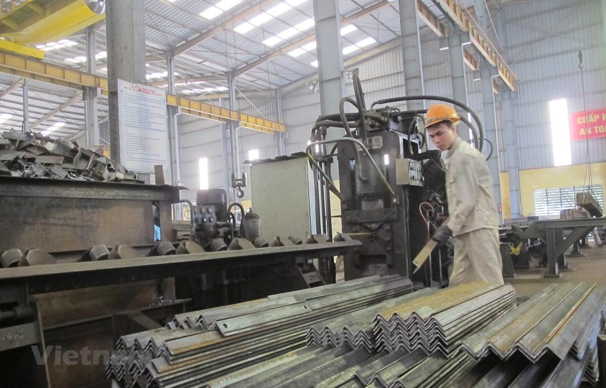 Hành vi bán phá giá tiếp tục gây ra sức ép đáng kể cho các chỉ số hoạt động của ngành sản xuất trong nước. (Ảnh chỉ mang tính minh họa. Nguồn: Đức Duy/Vietnam+)