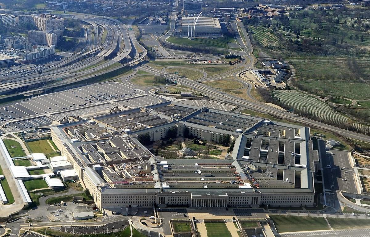 Trụ sở Lầu Năm góc tại Washington, DC, Mỹ. (Nguồn: AFP/TTXVN)