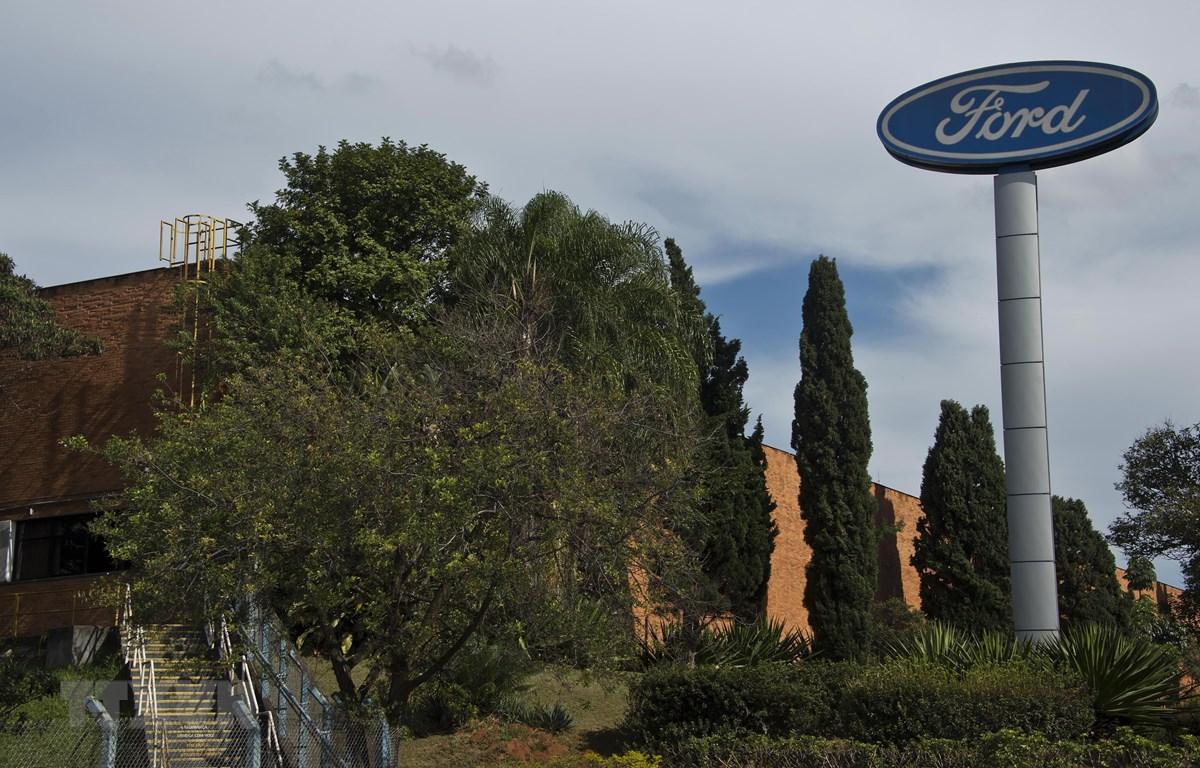 Một nhà máy của hãng ôtô Ford.(Nguồn: AFP/TTXVN)