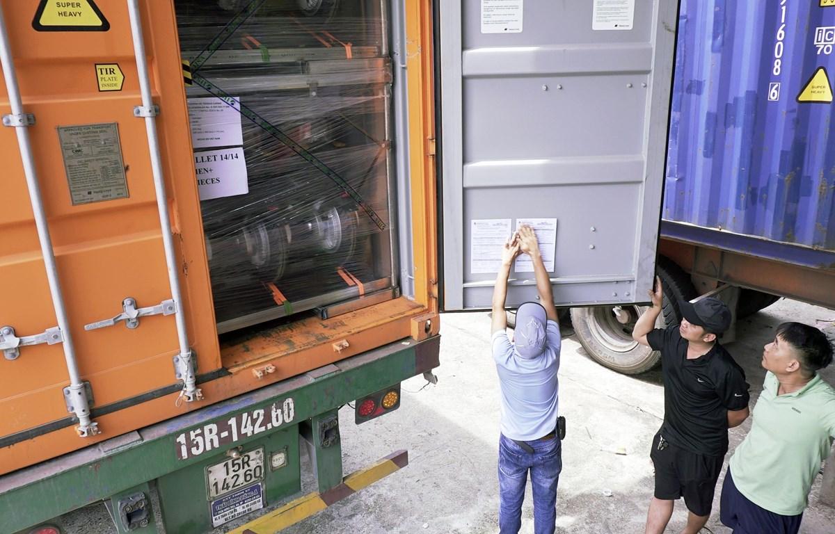 """Xe điện thương hiệu Việt lần đầu tiên xuất ngoại với lô hàng """"khủng"""""""