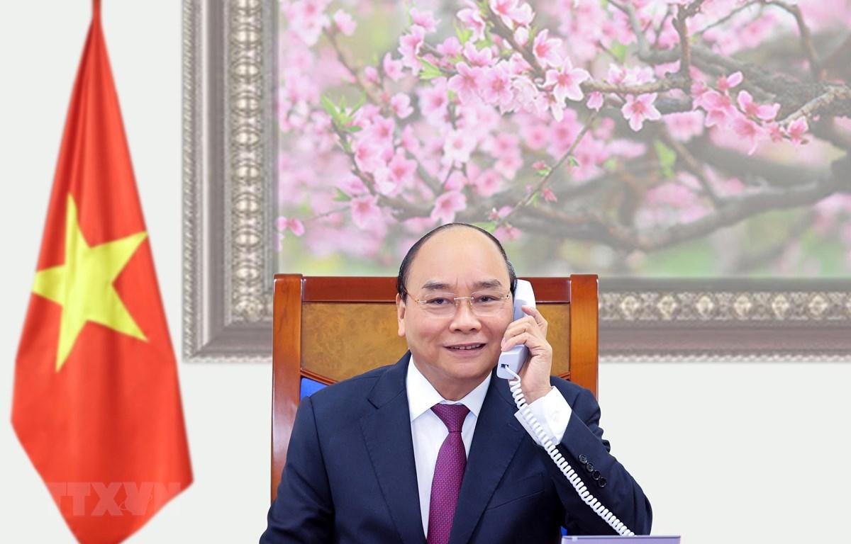 Thủ tướng Chính phủ Nguyễn Xuân Phúc. (Ảnh: Thống Nhất/TTXVN)