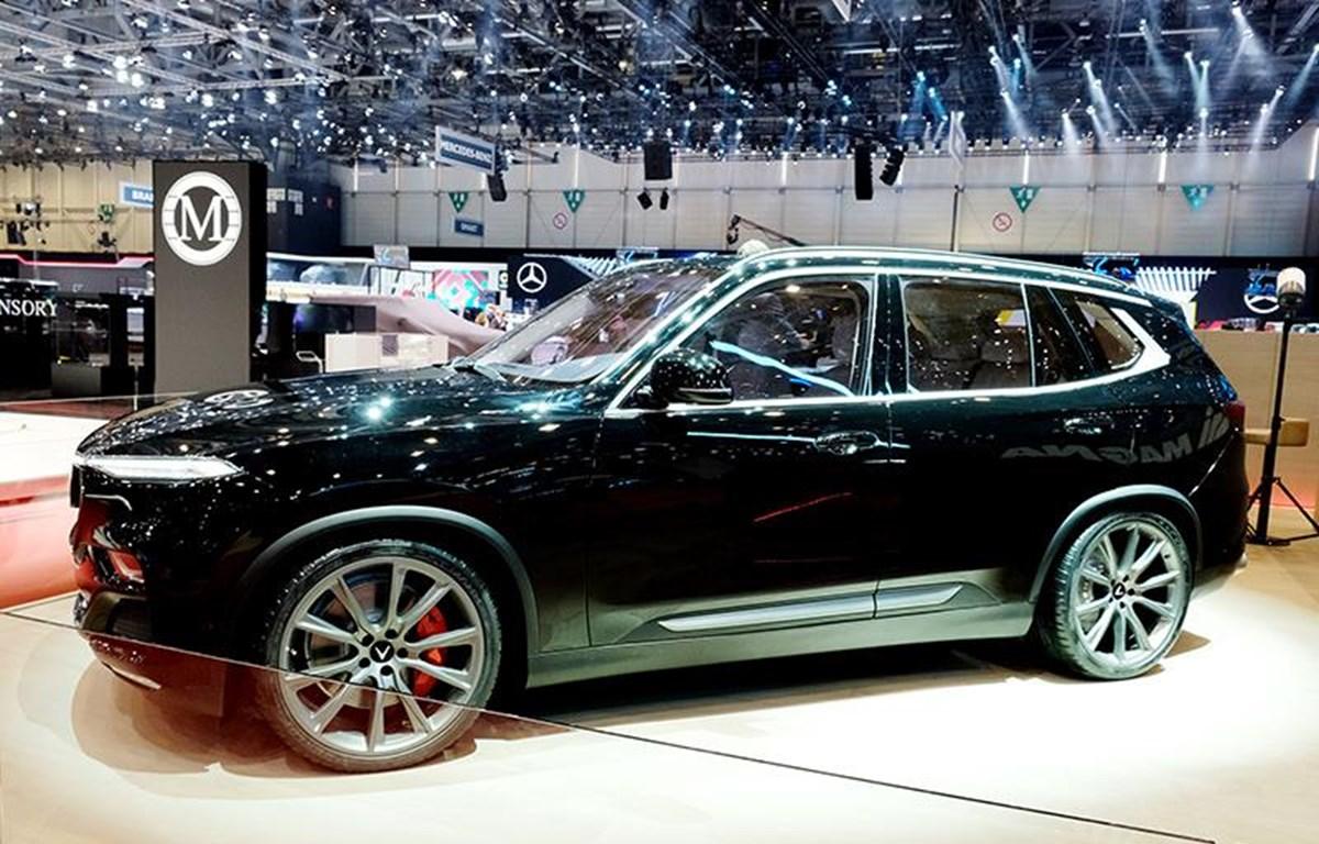 VinFast Lux V8 là phiên bản đặc biệt của mẫu xe VinFast Lux SA2.0. (Nguồn ảnh: VinFast)